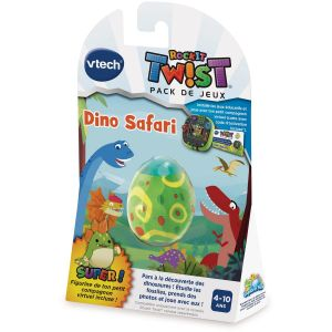 Vtech Jeu éducatif Rockit Twist Dino safari
