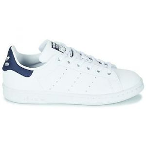 Adidas Baskets basses enfant STAN SMITH J ECO-RESPONSABLE Blanc - Taille 36,38,36 2/3,37 1/3,38 2/3,35 1/2