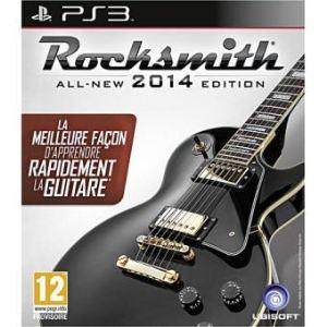 Rocksmith Edition 2014 + Câble [PS3]