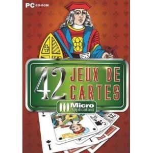 42 Jeux de Cartes [PC]