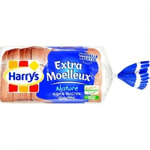 Harry's Extra Moelleux Nature 280g