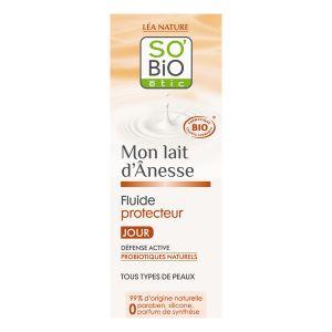 So'Bio Étic Mon lait d'Ânesse - Fluide protecteur jour