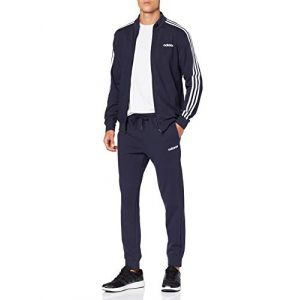 Adidas Survetement bleu marine homme mts co relax m