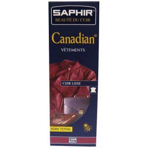 Saphir Crème cirage Canadian - acajou - 75 mL - Cirage, Entretien, Imperméabilisant