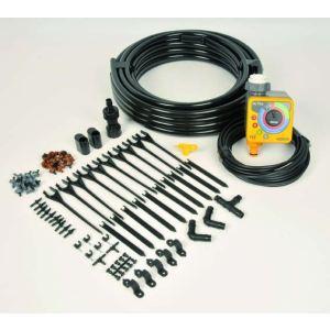 hozelock 2756p0000 kit d 39 arrosage automatique pour 20 pots comparer avec. Black Bedroom Furniture Sets. Home Design Ideas