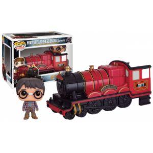 Funko Figurine Pop! Harry Potter Ride : Hogwarts Express Engine & Harry