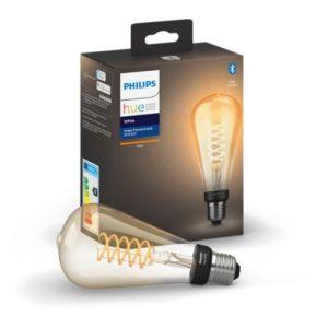 Philips Ampoule connectée HW Giant Filament Edison E27