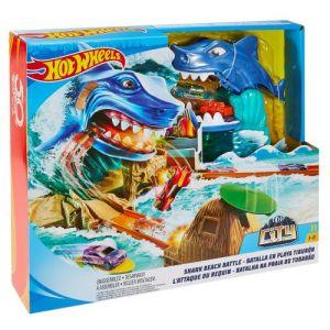 Mattel Hot Wheels - Piste l'attaque du Requin