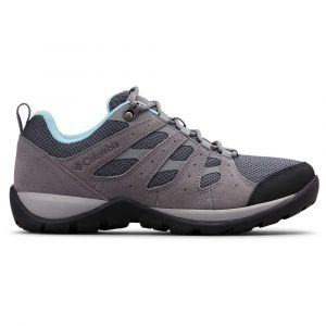 Columbia Chaussures Redmond V2 - Graphite / Blue Oasis - Taille EU 41