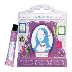 Miss Ferling Kiss Me Sweet Mona - Baume à lèvres arôme violette