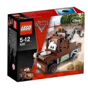 Lego 8201 - Cars 2 : Martin