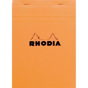 Rhodia Bloc de bureau 80 feuilles quadrillé 5x5 (85x120 mm)