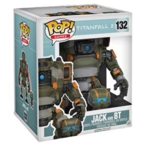 Funko Pop! Titanfall 2 Jack & BT pack de 2 figurines