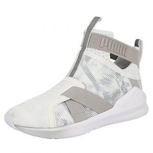Puma Chaussures FIERCE STRAP SWAN Chaussures Fitness Femme