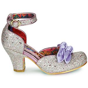 Irregular Choice Chaussures escarpins FLICKETY KISS Rose - Taille 36,37,38,39,40
