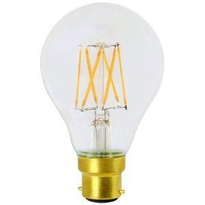 Girard sudron B22 Standard Dépolie LED effet filament 8w ww 230v