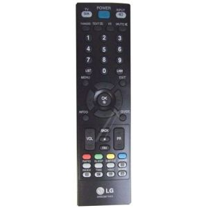 LG AKB33871401 - Télécommande universelle