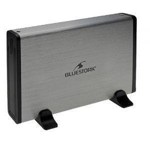 """Bluestork BS-EHD-35/SU30F - Boîtier externe pour disque dur 3.5"""" SATA vers USB 3.0"""