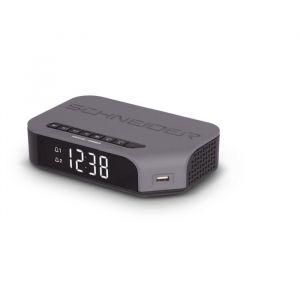 Schneider Electric SC310ACL - Radio réveil double alarme