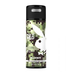 Playboy Play It Wild - Déodorant spray 24h