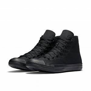 Converse All Star Hi chaussures noir 38,0 EU
