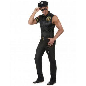 Déguisement policier sexy homme XL