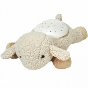 cloud.b Veilleuse Mouton en peluche