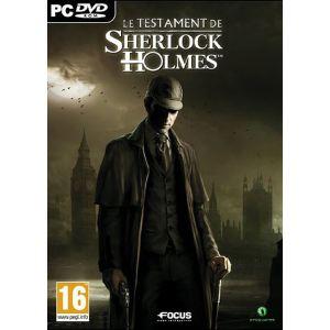 Sherlock Holmes : Le Testament de Sherlock Holmes [PC]