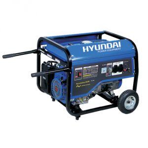 Hyundai HG4000R - Groupe électrogène 4000-4500W
