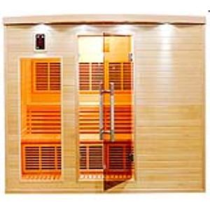 France Sauna Apollon 5 - Sauna cabine infrarouge pour 5 personnes