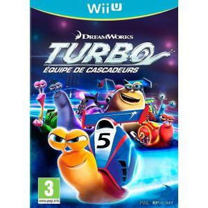 Turbo : Equipe de Cascadeurs [Wii U]