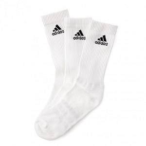Adidas AA2297 Performance Chaussettes - Blanc/Blanc/Blanc - 43-46