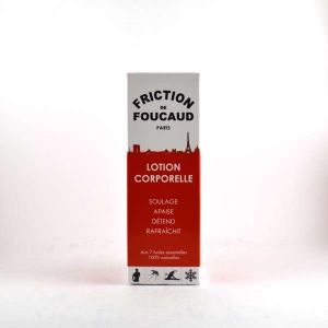 Foucaud Friction de Foucaud - Lotion énergisante pour le corps - 250 ml