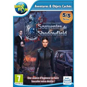 Mystery Trackers : Souvenirs de Shadowfield [PC]