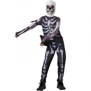 Rubie's Déguisement ado Skull Trooper Fortnite taille XL