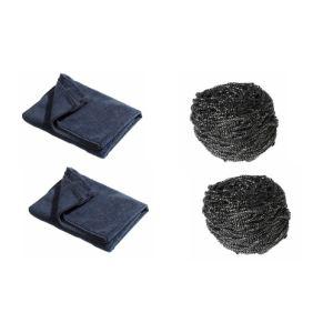 Eno LMB40 - Kit de nettoyage pour plancha