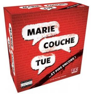 Tiki editions Marie Couche Tue