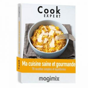Magimix Ma cuisine saine et gourmande