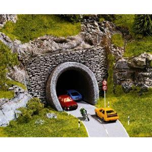 Noch 58290 - Tête de tunnel routier 3D H0