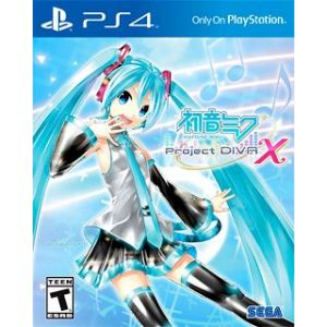 Hatsune Miku - Project Diva X sur PS4
