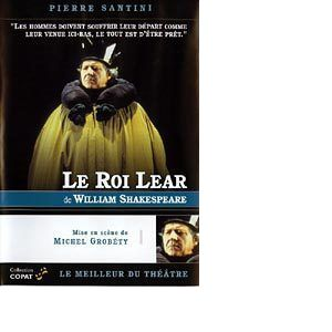 Le Roi Lear - de Christian Liardet