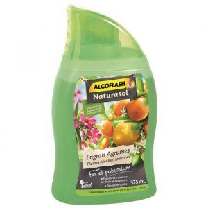 Algoflash Engrais liquide agrumes et plantes méditerranéennes 375 ml