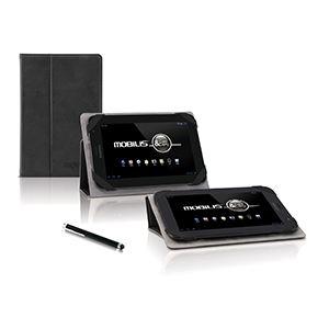"""Mobilis 010025 - Etui universel C2 pour tablette 7 à 8"""""""