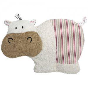 Efie Doudou bouillotte Hippopotame 32 cm