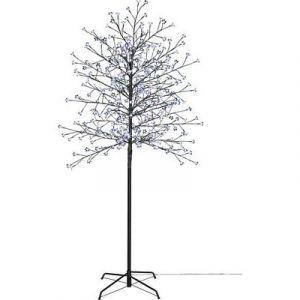 Arbre design LED fleur de cerisier blanc froid Polar (180 cm)