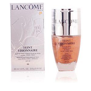 Lancôme Teint Visionnaire 03 Beige Diaphane - Duo de teint perfecteur de peau taches - pores - rides