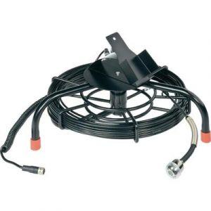 Voltcraft Caméra flexible 10 m Diam. sonde 28 mm pour endoscope professionnel BS-1000T 10m/28mm