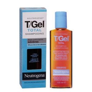 Neutrogena T/Gel Total - Shampoing anti-pelliculaire états squameux sévères