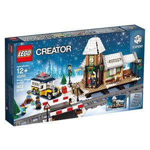 Lego 10259 - Creator : La gare du village d'hiver