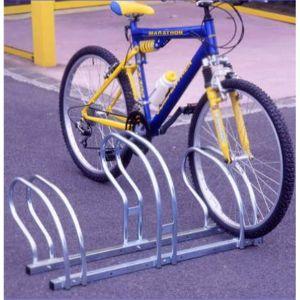 Mottez Râtelier range 10 vélos côte à côte B201C